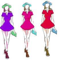 #6 pёr Fashion design ellustration nga SrDesign247