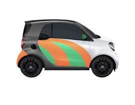 Nro 8 kilpailuun Design car wrap concept käyttäjältä stajera