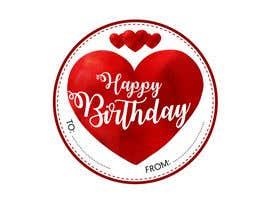 #32 pёr Make me a gift label: Heart 01 nga Onlynisme