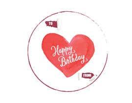 #15 untuk Make me a gift label: Heart 01 oleh mehediabir1