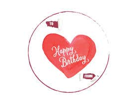 #15 pёr Make me a gift label: Heart 01 nga mehediabir1