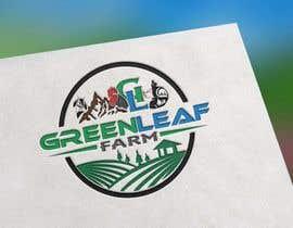 #17 za Logo Design For My Integrated Farm od Anaz200