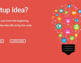 #63 pёr New idea for website banner image nga asma467