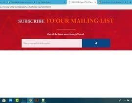 #28 za New idea for website subscription block od prantabaruawork