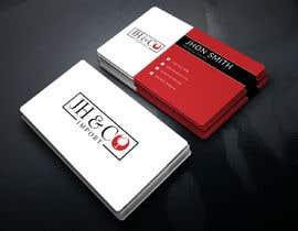 #174 pёr Design Business Card nga deybonna