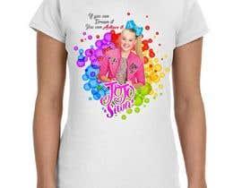 #33 pёr New Tshirt Design for Jojo Siwa outlet nga kasupedirisinghe