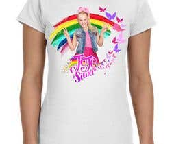 #34 pёr New Tshirt Design for Jojo Siwa outlet nga kasupedirisinghe