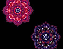#18 za Colorear dos mandalas (fácil) od aalimp