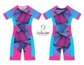 """Nro 82 kilpailuun designing a triathlon """"kit"""" (1 piece suit) käyttäjältä cristinajulien"""