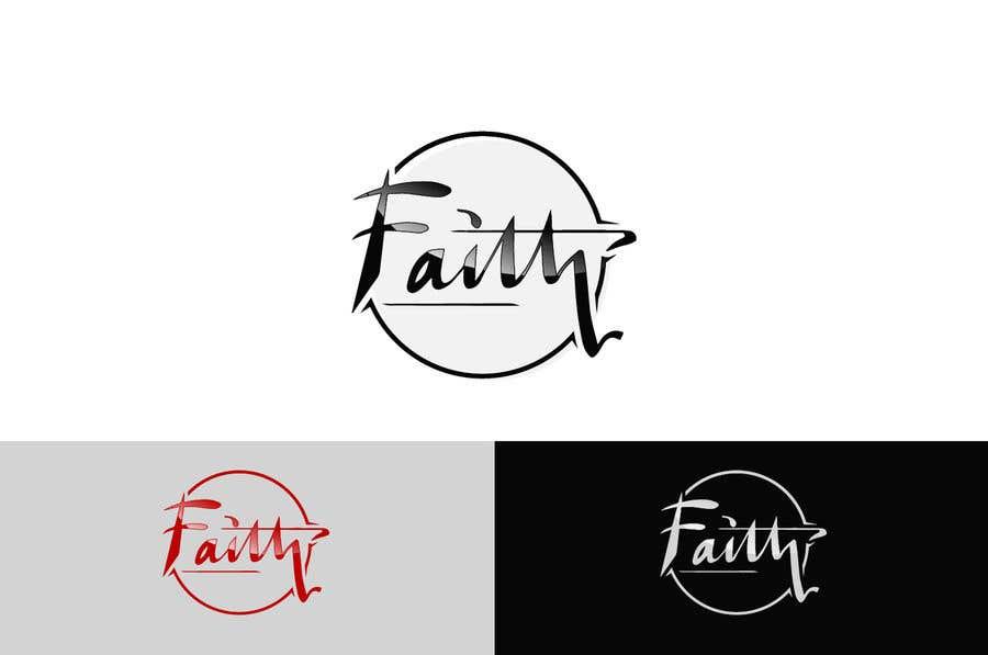 Proposition n°70 du concours Digitize and improve a hand drawn text logo - Faith
