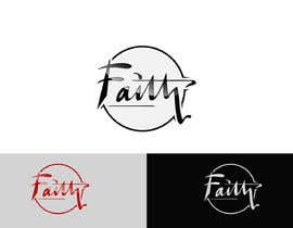 nº 70 pour Digitize and improve a hand drawn text logo - Faith par Crea8dezi9e