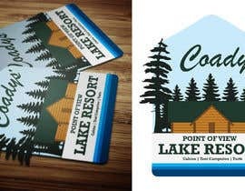 #397 pёr Logo Design for Lake Resort nga MaxDVCO
