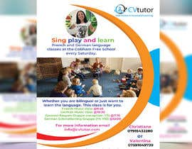 #32 pёr Design a flyer for Childrens language classes nga rssumon1648