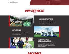 #66 za Website Home Page Design od ghani1