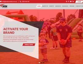#74 za Website Home Page Design od mdakshohag