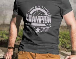 #53 pёr Create a logo for a high school state championship t-shirt nga hasembd