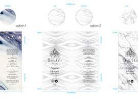 #9 for Cylinder design for crystal infused water bottle af eling88