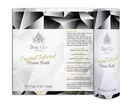 #26 za Cylinder design for crystal infused water bottle od Eng1ayman