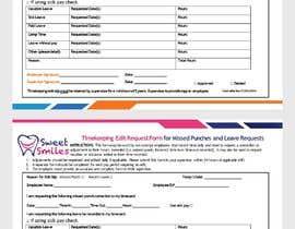 #9 za Make a one page employee form od sumaiya505