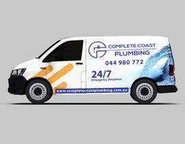 #4 pёr Design a Van and Ute wrap for my business nga arunteotiakumar