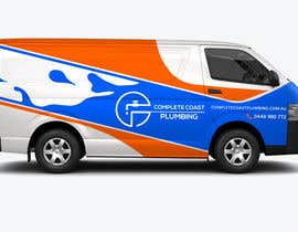 #9 pёr Design a Van and Ute wrap for my business nga Dorio
