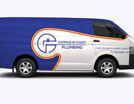 #21 pёr Design a Van and Ute wrap for my business nga Dorio