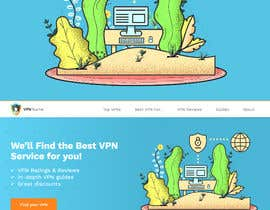 #32 para Hero Image for Website Homepage por Kvector