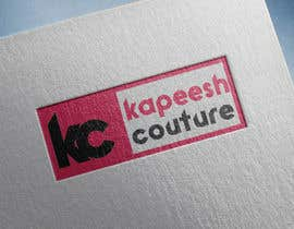 #20 za We are needing this logo attached redesigned. We are needing a more polished and modern design. The colors are hot pink, black and white. This is a women's clothing boutique. Please be original. KAPEESH COUTURE od hrshawon1