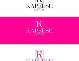#16 za We are needing this logo attached redesigned. We are needing a more polished and modern design. The colors are hot pink, black and white. This is a women's clothing boutique. Please be original. KAPEESH COUTURE od joney2428