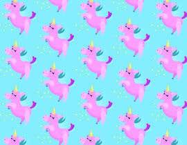 #49 za Design a Cute Unicorn Pattern od apurba997