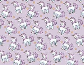 #54 za Design a Cute Unicorn Pattern od Mimi212