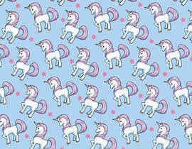 #55 za Design a Cute Unicorn Pattern od Mimi212