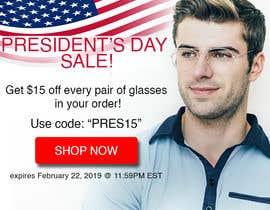 #33 za President's Day Sale od ulyssesalmoitejr
