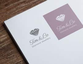 #66 za Logo contest for a Swiss boutique with diamonds jewellery od MVgdesign