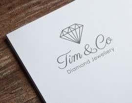 #68 za Logo contest for a Swiss boutique with diamonds jewellery od MVgdesign
