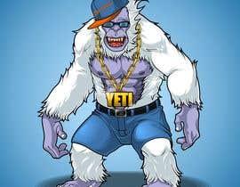 #27 za I need a cartoon Yeti mascot od Rotzilla