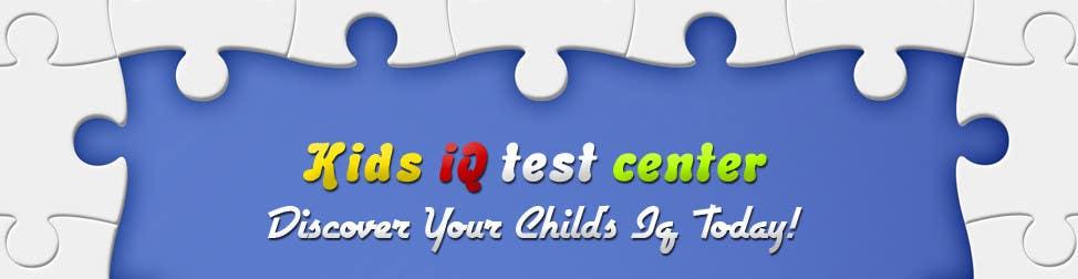 Inscrição nº 48 do Concurso para Banner Ad Design for Kids IQ Test Center - Winner Gets $100