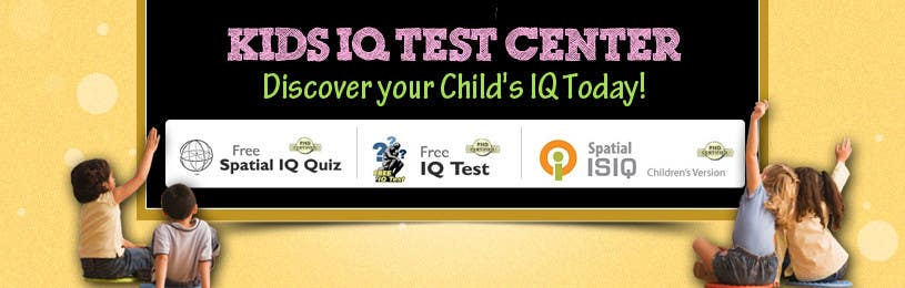 Inscrição nº 36 do Concurso para Banner Ad Design for Kids IQ Test Center - Winner Gets $100