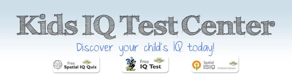 Proposition n°20 du concours Banner Ad Design for Kids IQ Test Center - Winner Gets $100