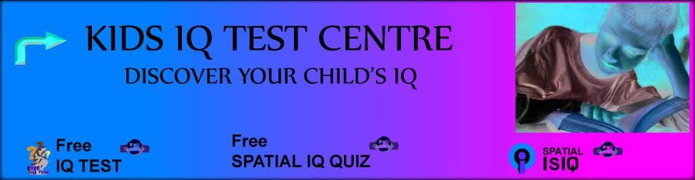 Penyertaan Peraduan #47 untuk Banner Ad Design for Kids IQ Test Center - Winner Gets $100