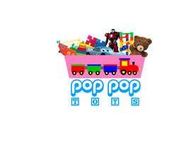#8 za Online Toy Store Branding od ayand878