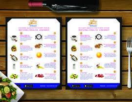 #3 za Design a poster - 10 habits to follow for Natural Health od arunteotiakumar