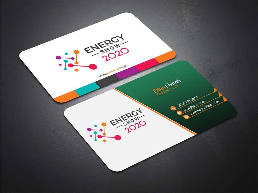 Contest Entry #733 for Business card and e-mail signature template.