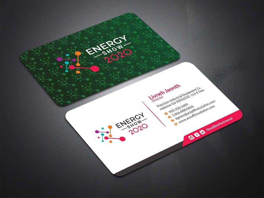 Contest Entry #664 for Business card and e-mail signature template.