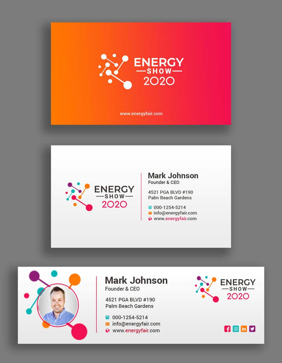 Contest Entry #379 for Business card and e-mail signature template.