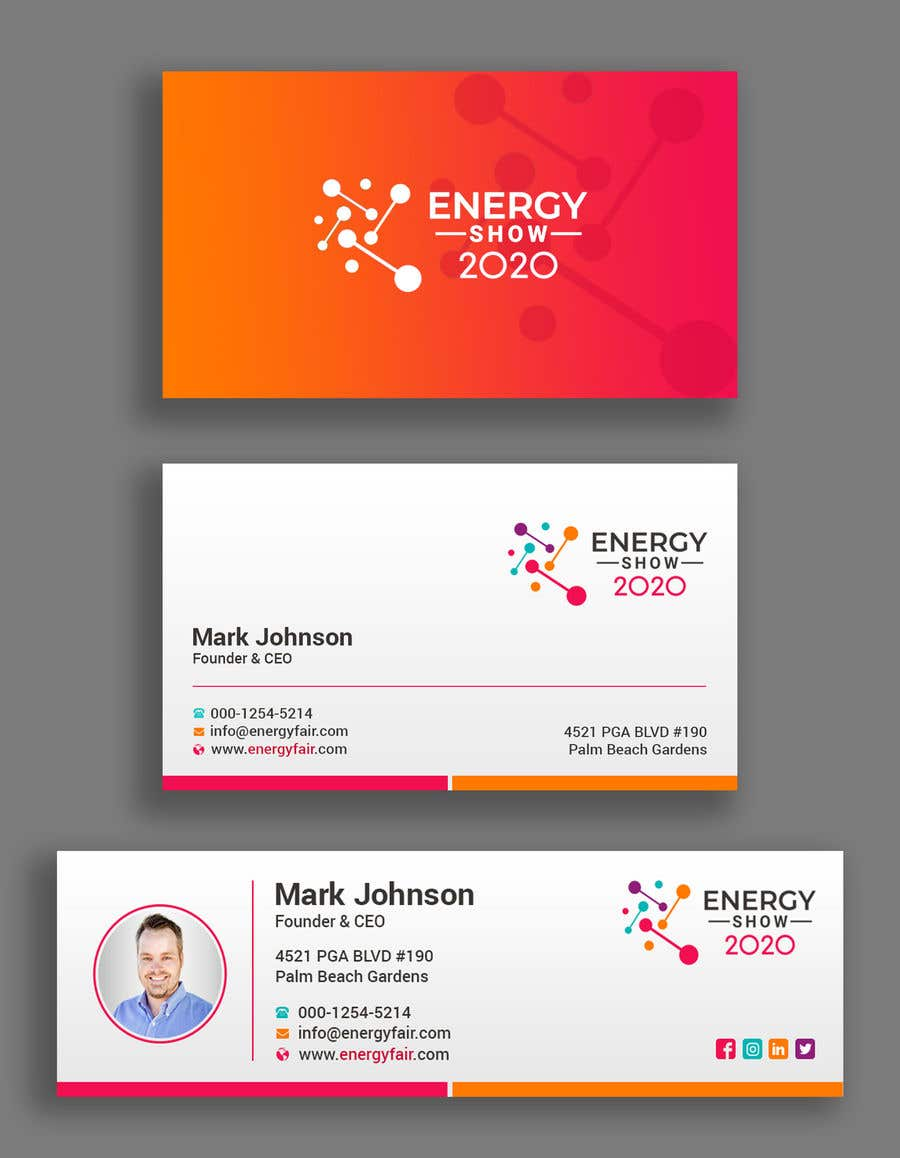 Contest Entry #384 for Business card and e-mail signature template.