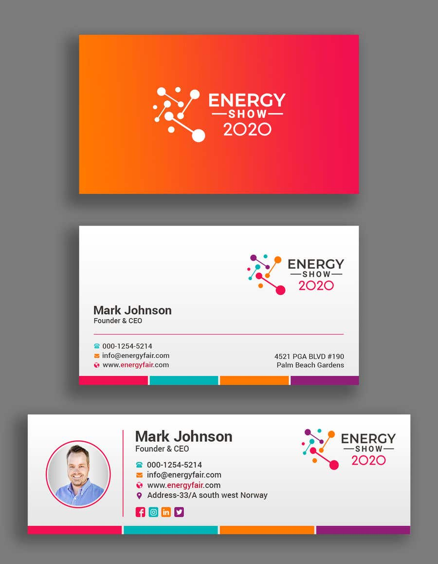 Contest Entry #386 for Business card and e-mail signature template.