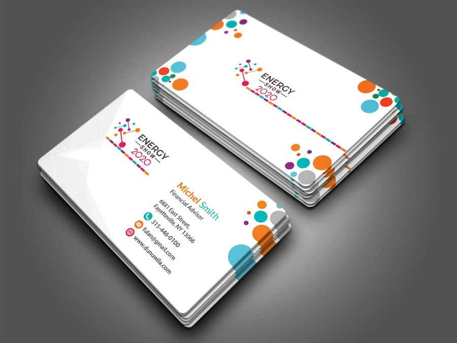 Contest Entry #640 for Business card and e-mail signature template.