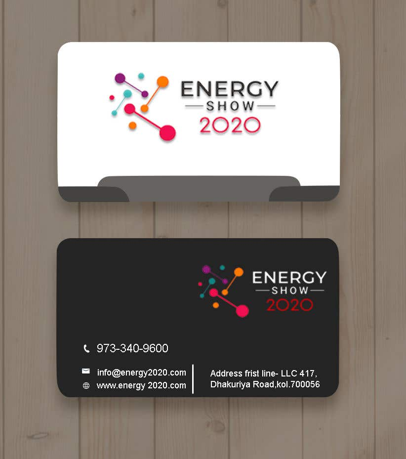 Contest Entry #757 for Business card and e-mail signature template.