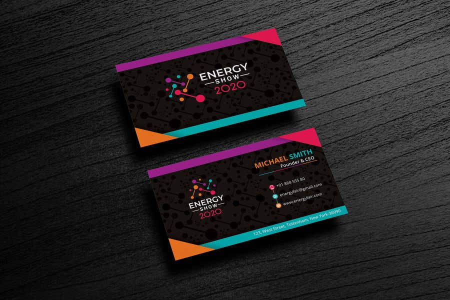 Contest Entry #720 for Business card and e-mail signature template.